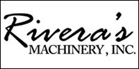 Rivera's Machinery, Inc.